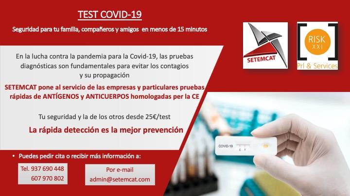 Test Covid19