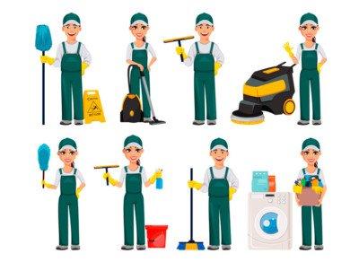 curso PRL limpieza