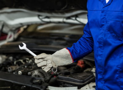 PRL reparación vehículos