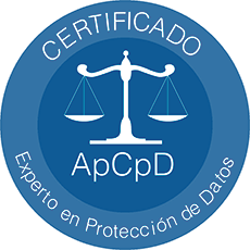 Certificat Expert en Protecció de Dades