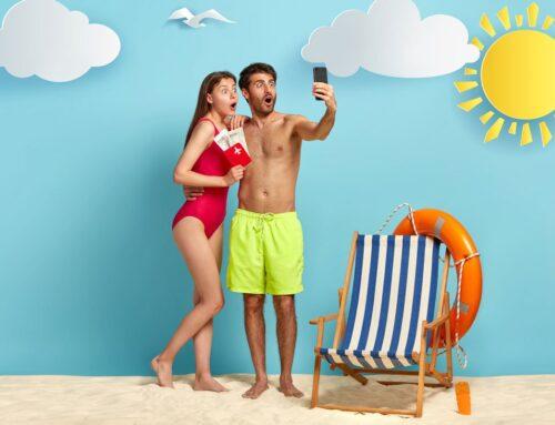 Protección de datos en vacaciones